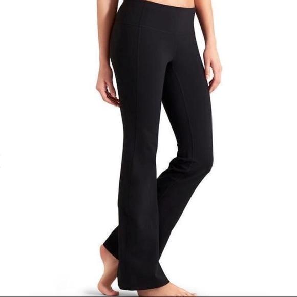 ea4d7238d030 Athleta Pants - Athleta Revelation Black Yoga   Gym Pants
